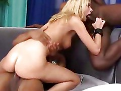 Babes Blondes Double Penetration Gang Bang
