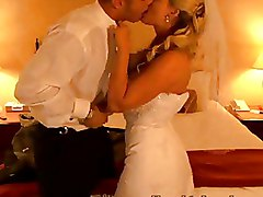 Bedroom Brides blonde stockings