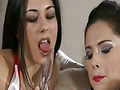 Lesbian Nurses Stockings
