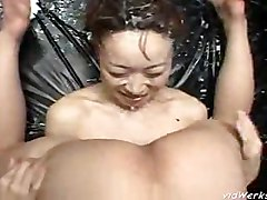 Asian Babes Showers
