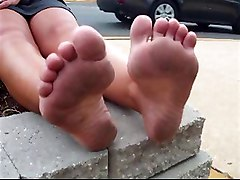 Amateur Foot Fetish Matures