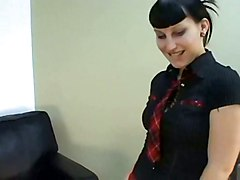 cute punker gets fucked pov tattoo goth