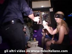mask milf amateur italian fucking blowjob swingers