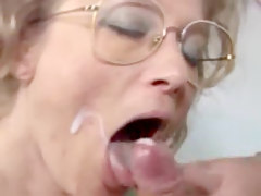 BDSM Facials Matures