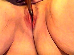 Amateur BBW Squirting