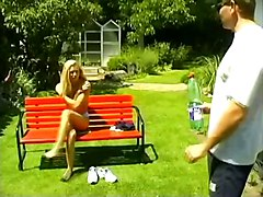 Blondes Cumshots Public Nudity