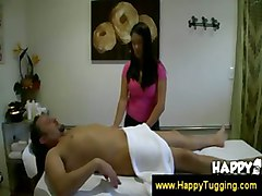 massage masseuse asian cfnm