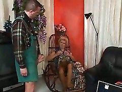 Granny Hairy Hardcore