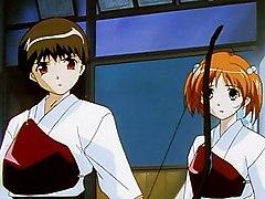 Naked Anime Girls