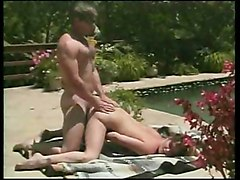 Blowjob Caucasian Couple Cum Shot Licking Vagina Oral Sex Pool Position 69 Small Tits Vaginal Sex
