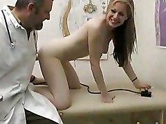 Fucking Machines Hospital Masturbation