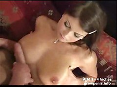 anal cumshot hardcore oiled blowjob brunette titjob bigtits pussyfucking
