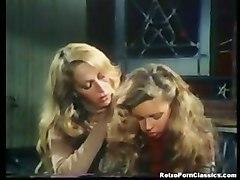classic vintage vintage retro blonde lesbian