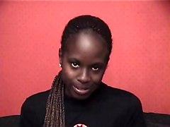 Black and Ebony Interracial POV