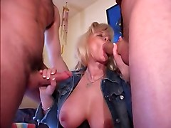 German Matures Threesomes