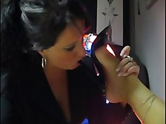 Foot Fetish Lesbians Matures