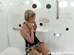 hardcore blonde blowjob pussyfucking fetish sextoys gloryhole