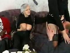 granny mature double penetration groupsex orgy