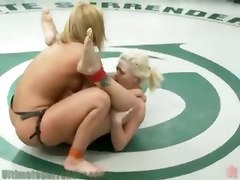 lesbian dildo toys strap on anal big tits blonde pussylicking fingering tattoo reality