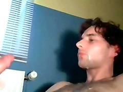 cumshot jerking gay homo homosexual