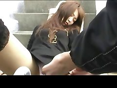 Japanese Public Nudity Voyeur