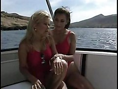 lesbian pussy tits boobs blonde babe brunette suck busty boat babes lick swimsuit babewatch lifeguard