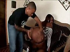 Blowjobs Ebony Fishnet