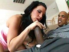 MILF Interracial Black-haired Blowjob Caucasian Couple Cum Shot Deepthroat Interracial MILF Masturbation Oral Sex Toys Vaginal Masturbation Vaginal Sex