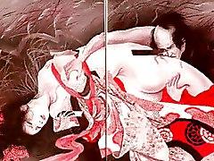 Asian Rope Bdsm Artworks