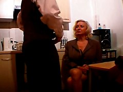 Big Boobs French Matures