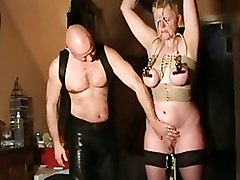 Amateur BDSM BDSM mature bondage pain and pleasure