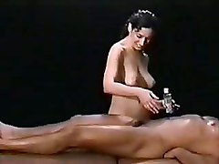 Big Cock Big Tits Handjobs Massage Oiled
