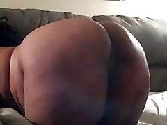ebony black amateur bbw and