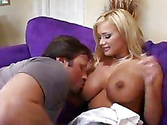 Blondes Cuckold Doggy Style