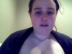 Wet Bbw Camgirl