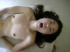 Amateur Asian Masturbation Amateur Asian Black-haired Masturbation Shaved Small Tits Solo Girl Toys Vaginal Masturbation