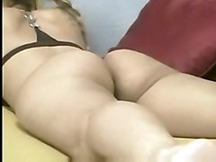 blonde bigtits solo teasing softcore