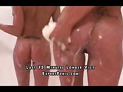college trick shower cocksuck pussylick finger shaved busty