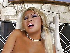 Latina Masturbation Blonde Blonde High Heels Latin Masturbation Shaved Solo Girl Vaginal Masturbation Angel Valentine