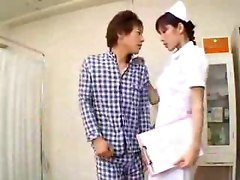 Slutty Asian Nurse Cures Her Patient   asian asia japan japanese