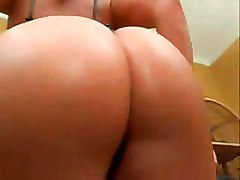 Butts Oiled Thongs asses milf panties
