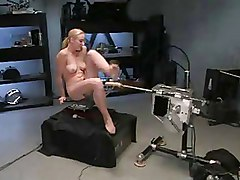 Blondes Fucking Machines Masturbation