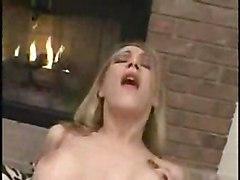 Blond Slut Sucks Dick And Gets Facialized