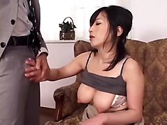 stockings hardcore creampie gaping blowjob fingering titjob bigtits asian hairypussy pussyfucking japanese jap