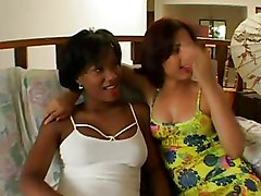 Amateur Black and Ebony Lesbians