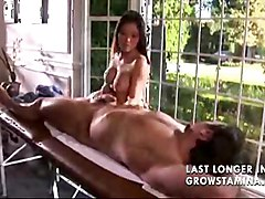 massage asian japanese hairy