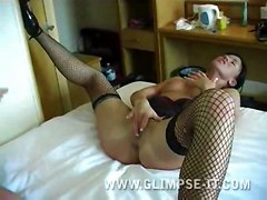 stockings licking lesbians bed pissing piss watersports