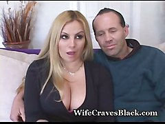 black big tits blonde cock interracial busty lingerie swinger juggs cuckold