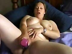 BBW Masturbation Sex Toys