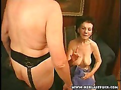 Granny Lesbian Stockings